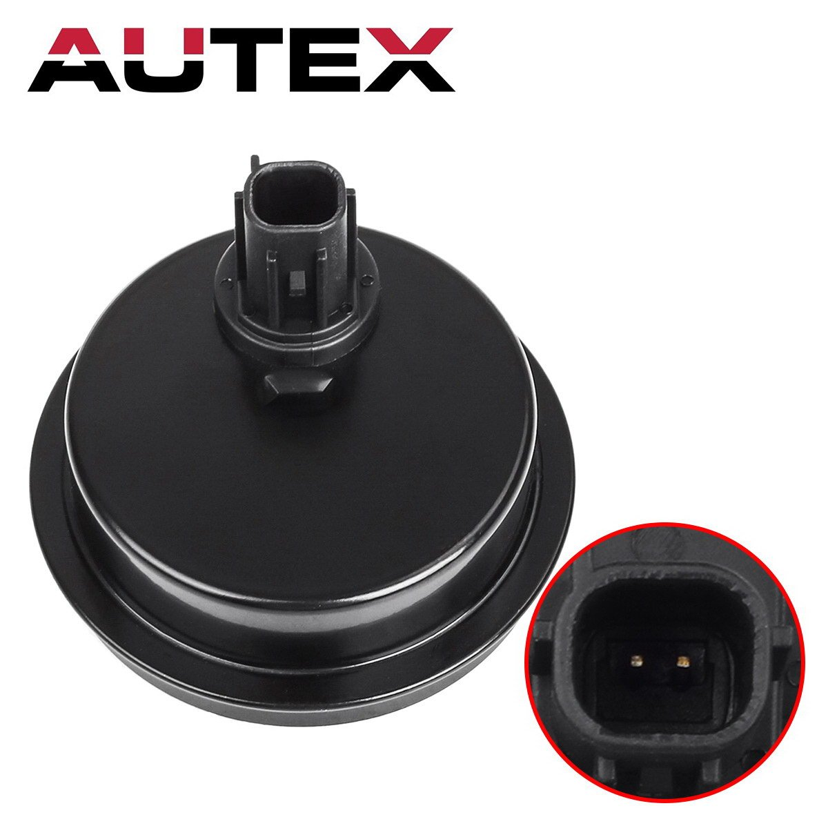 AUTEX ABS Wheel Speed Sensor Rear Left/Right 8954452040 ALS1388 compatible with 2008-2011 Scion xD 1.8L/2009-2010 Toyota Corolla 1.8L/2006-2011 Toyota Yaris 1.5L