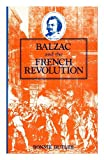 Balzac and the French Revolution, Ronnie Butler, 0389204064