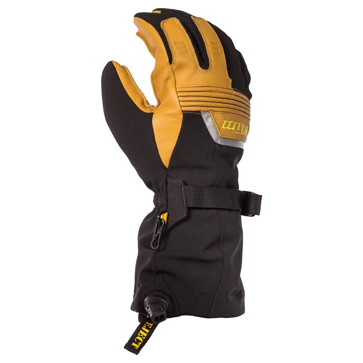 KLIM Fusion Glove SM Black 3087-001-120-000