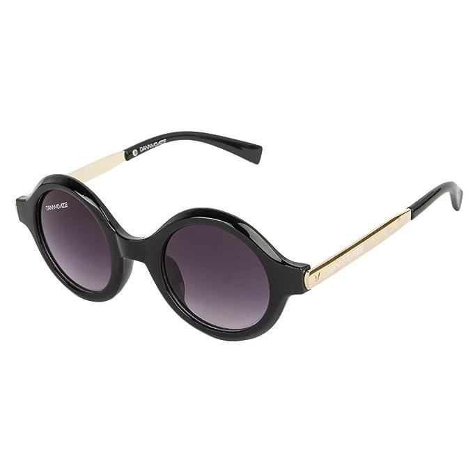 5e95fdf13d7 Danny Daze UV Protected Round Women Sunglasses (D-2109-C1