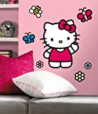 Hello Kitty-The World of Hello Kitty Peel & Stick Giant Wall Decals 18 x 40in