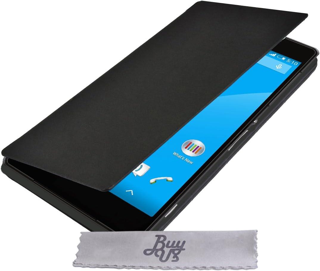 Estuche de lujo de cuero para billetera para Sony Xperia M4 Aqua: Amazon.es: Electrónica