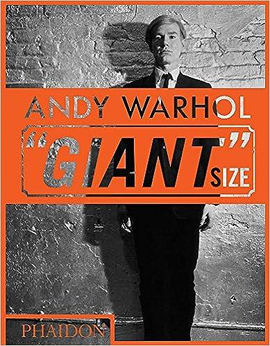 "Livre en ligne pdf Andy Warhol : ""Giant"" size"