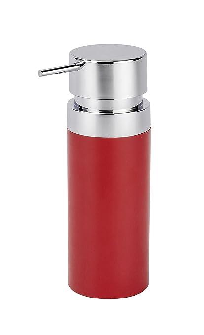 Wenko Dispensador de jabón de plástico, 10 x 7 x 18,5 cm,