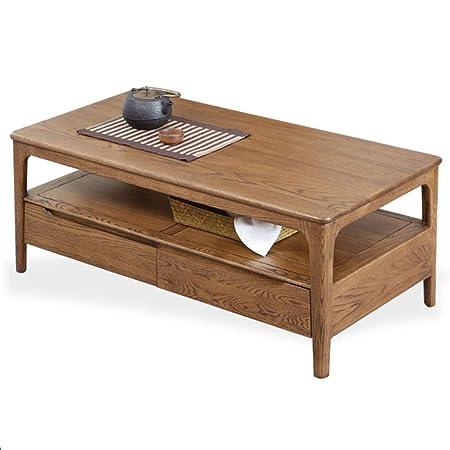 Tavolo Moderno In Rovere.Fudiv Tavolino Rettangolare Tavolino Nordico Tavolino Da Salotto