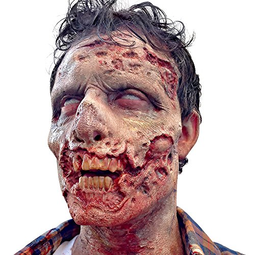 Prosthetic Latex Mask Foam (STAGE 3 ZOMBIE - FOAM)