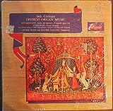 16th Century French Organ Music - Attaingnant: Suite De Danses; Titelouze: Four Hymns - Andre Isoir, Xavier Darasse (LP)