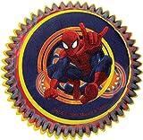 Standard Baking Cups-Spider-Man 50/Pkg