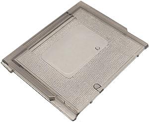 YEQIN Bobbin Cover Slide Plate Needle Plate #822004006 Fits Janome, Kenmore, Necchi