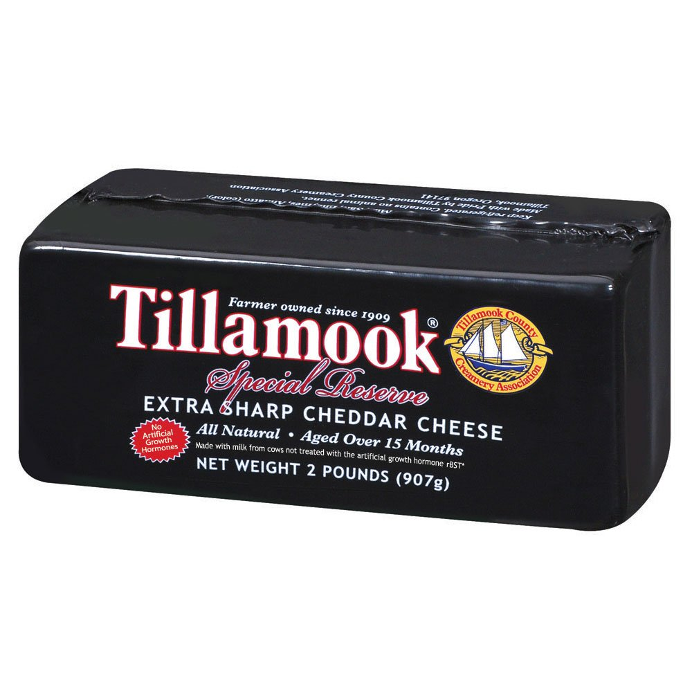 Tillamook Reserve Extra Sharp Cheddar Cheese