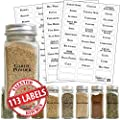 Spice Label Sets