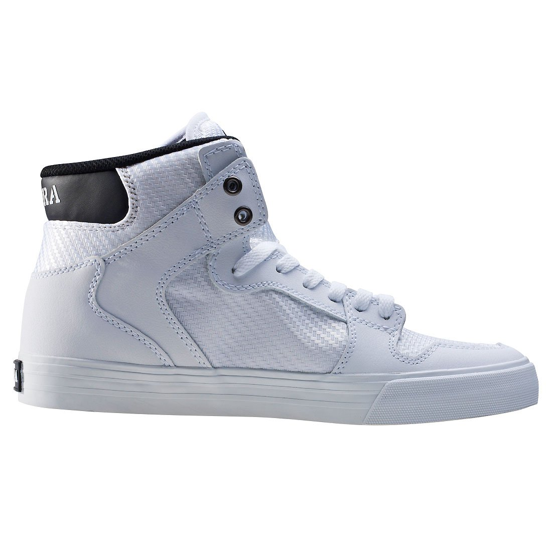 Supra Vaider LC Sneaker B01IFLUU8C Medium / / 10 C/D US Women / / 8.5 D(M) US Men|White/White 859032