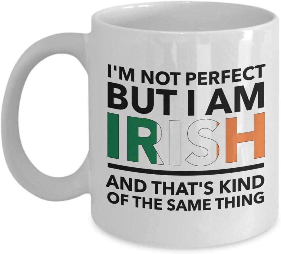 Irish Mug Set Novelty... Irish Herself Mug Funny Tea Hot Cocoa Coffee Cup