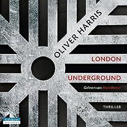 London Underground (Detective Nick Belsey 2)