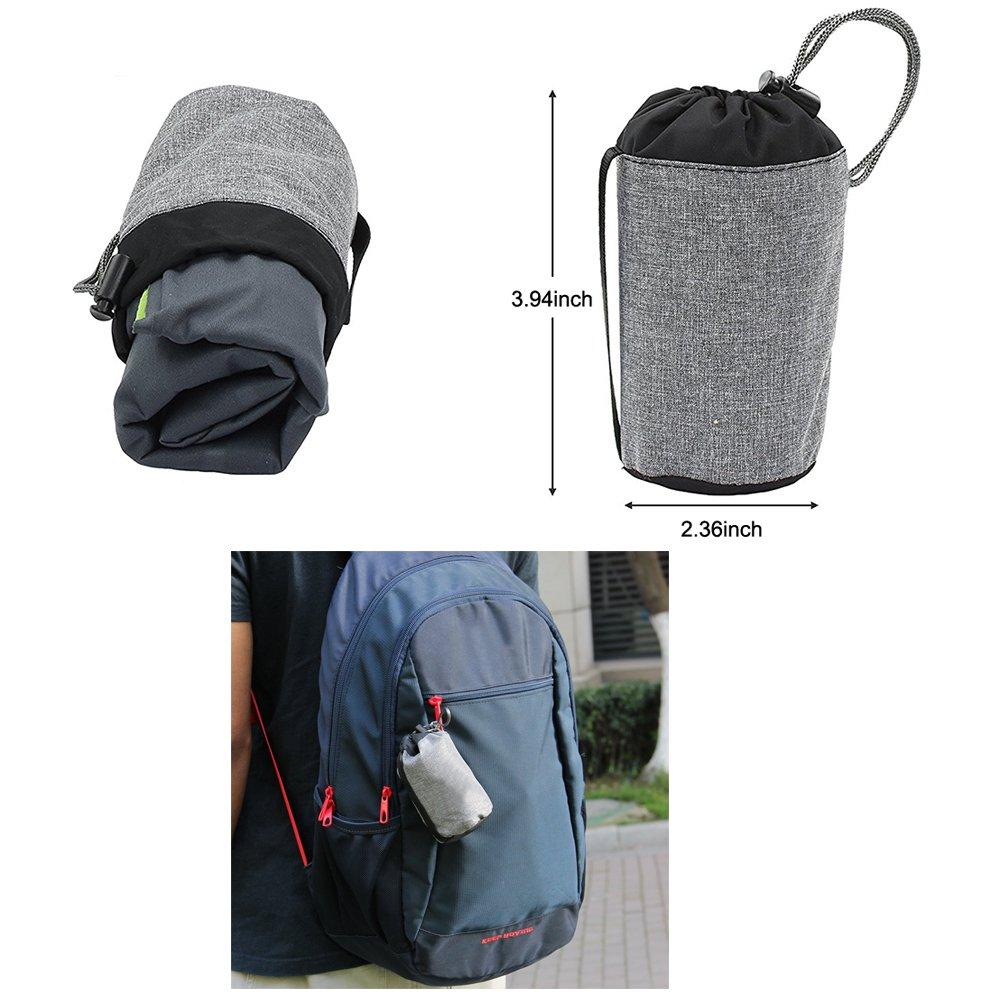 Backpacking Azul Picnic deportes al aire libre Ultraligero Almohadas de Acampada C/ómodo y port/átil Compacto C/ámping Almohada de Viaje Inflable Con una M/áscara Durmiente para Senderismo