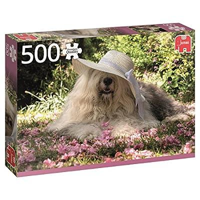Jumbo 618530 Puzzle Sophie In Un Letto Di Fiori