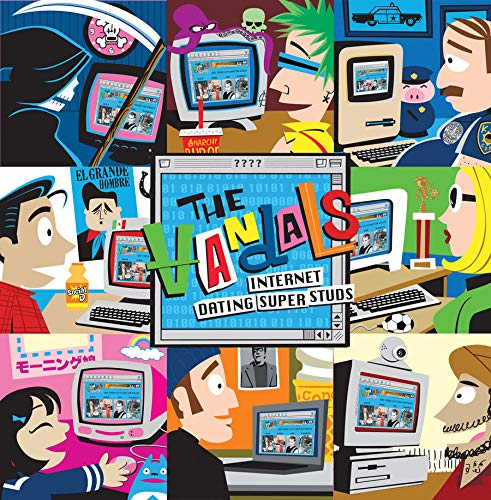 Vandaalit Internet dating superstuds blogspot