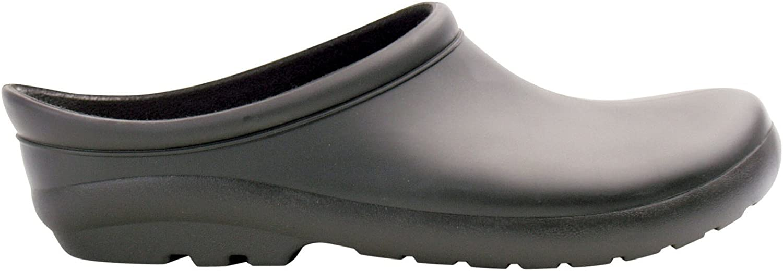 Sloggers 260BK10 Womens Premium Clog, Black, No.10