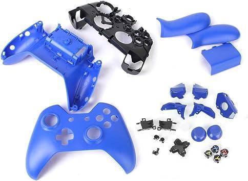 kokiya - Juego de funda de repuesto para mando inalámbrico Xbox One: Amazon.es: Videojuegos