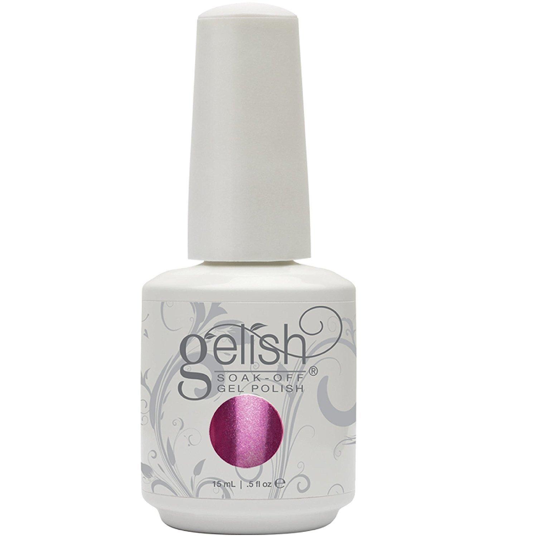 Gelish Soak Off Gel Nail Polish, Samuri, 0.5 Ounce