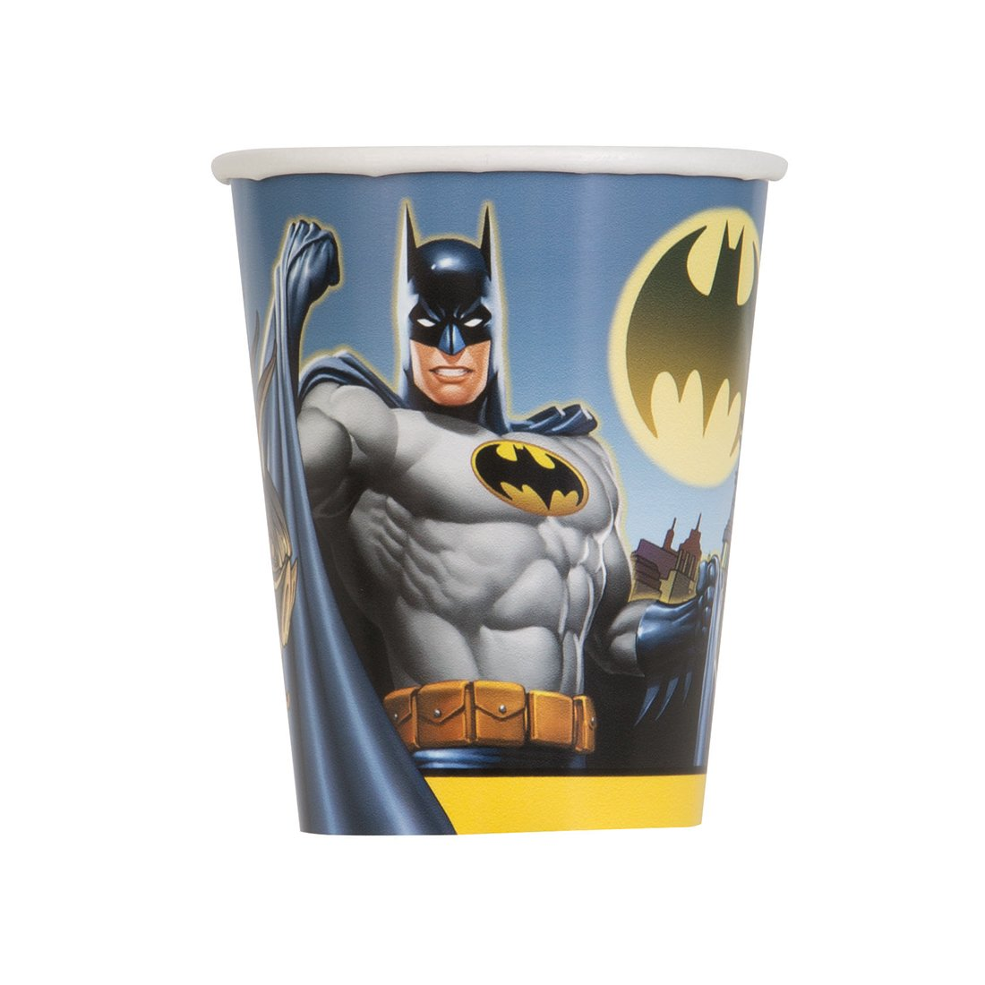 from Fun365 8 per Pack Party Supplies Batman Lunch Plates