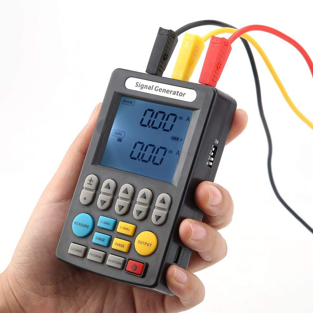 Signal Generator SIN-C702 Handheld HD Digital Display Signal Generator for Laboratory 0-10V(US Plug) by Akozon (Image #7)