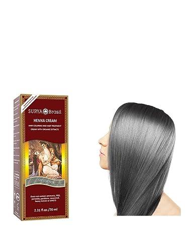Amazon Com Surya Brasil Products Henna Powder Ash Brown 1 76