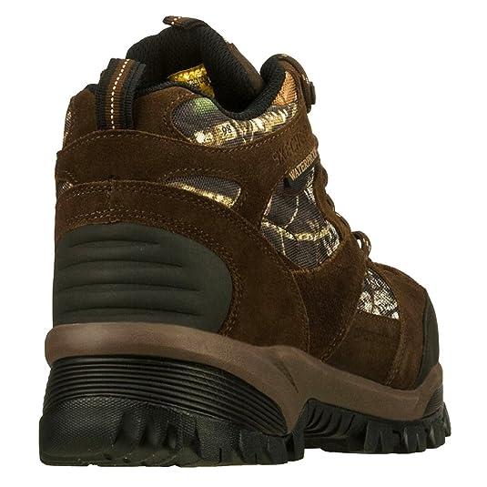 c03933091ea1 Skechers Work Vostok Backwoods Composite Toe  Amazon.co.uk  Shoes   Bags
