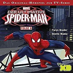 Der ultimative Spiderman 8