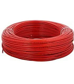 Marvelous V Guard Efi 1 5 Sq Mm 90 Meter House Cable Wire Amazon In Home Wiring Cloud Usnesfoxcilixyz