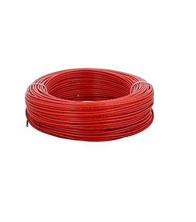 Generic V-Guard Wire 2.5Sq mm 90 Meter (Red)