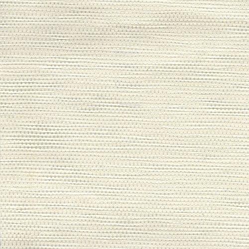 Kenneth James 2732-80094 Henan White Paper Weave Wallpaper