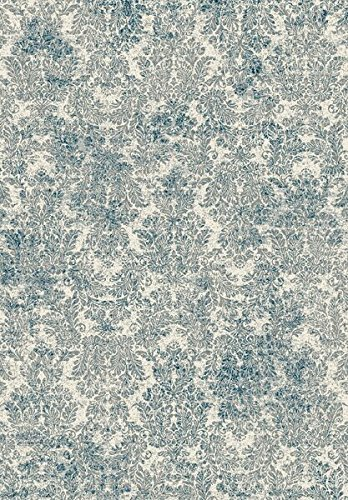 KAS Oriental Rugs Provence Collection Damask Area Rug, 5'3