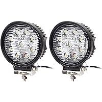 Hengda 2X faros LED 27W luces de trabajo
