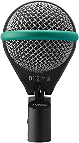 AKG D112 MKII Bass Drum Mic