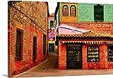 Ynon Mabat Premium Thick-Wrap Canvas Wall Art Print entitled Toledo, Spain III
