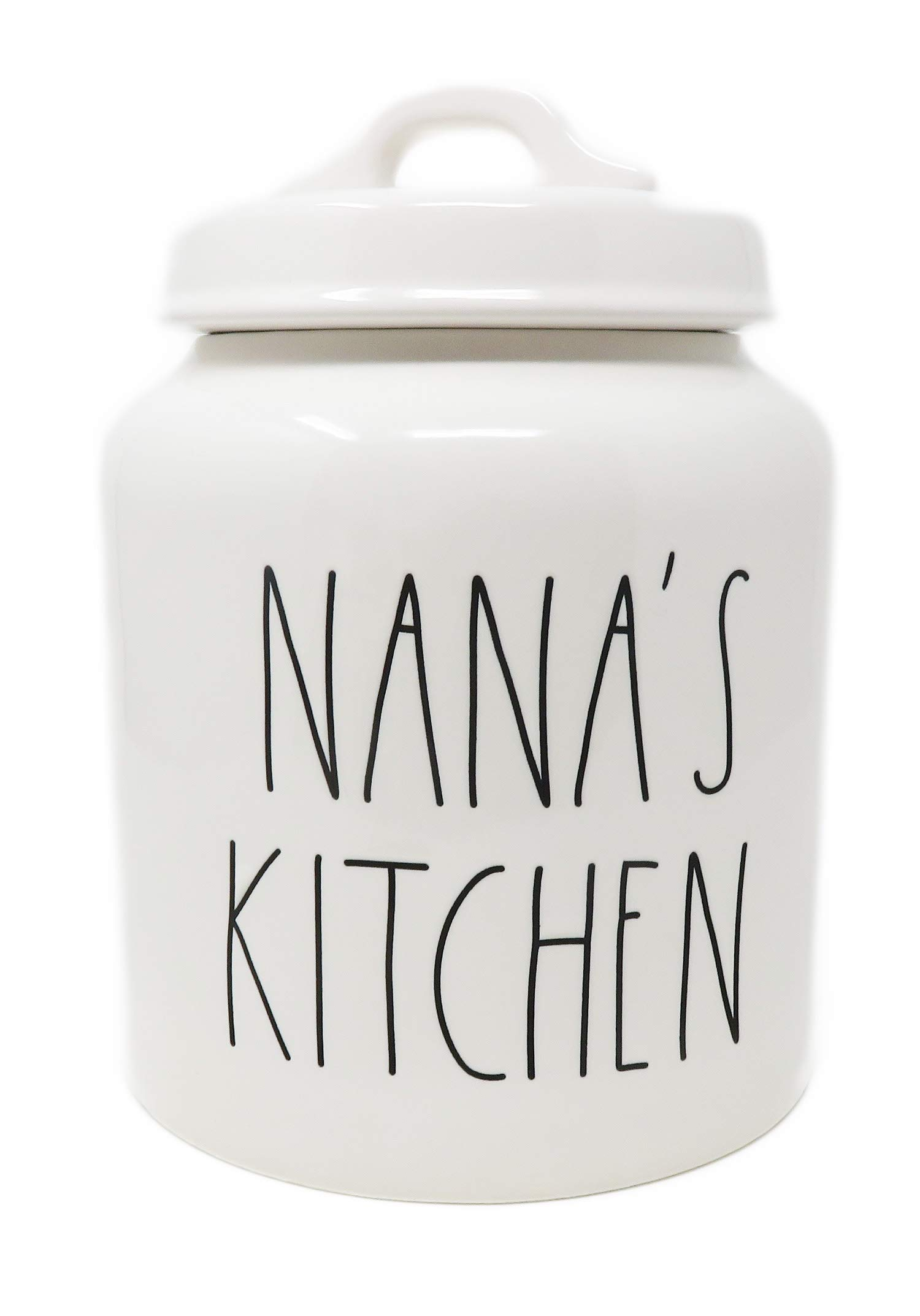 Rae Dunn By Magenta NANA'S KITCHEN Ceramic LL Canister