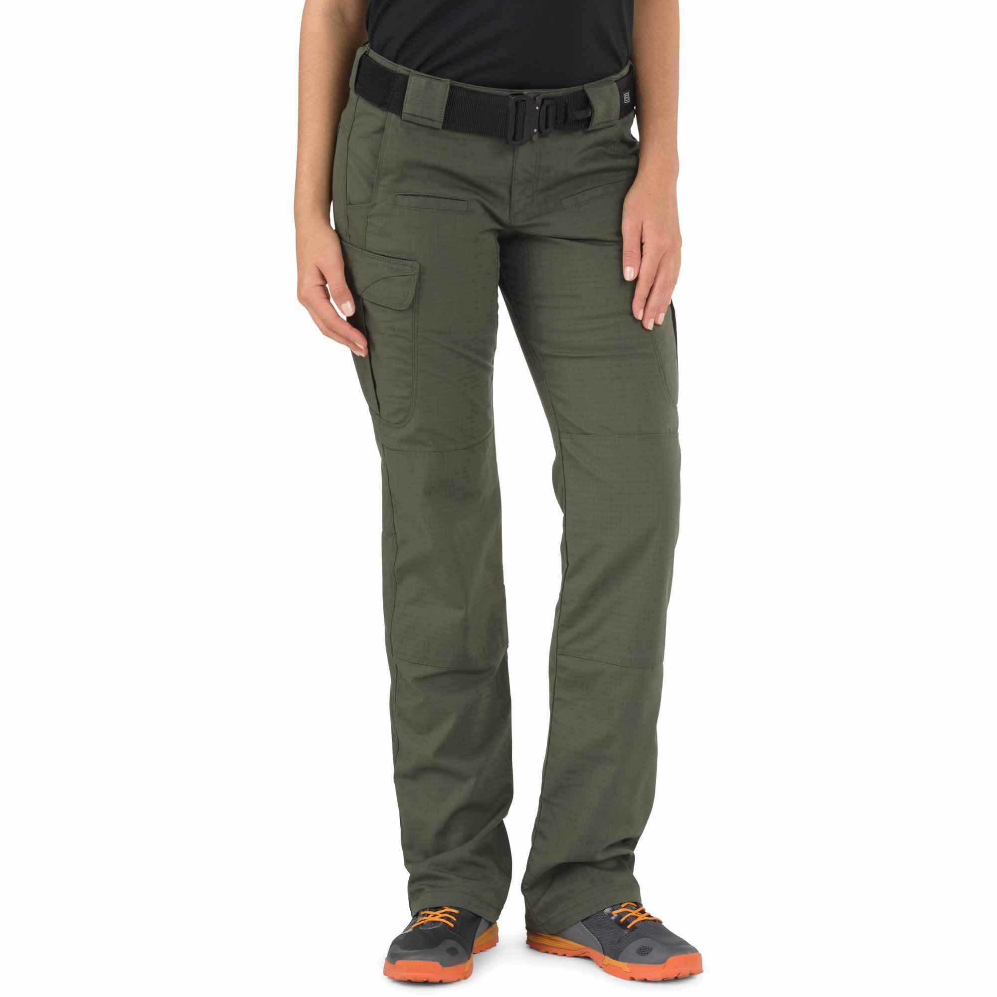 5.11 Tactical Women's Stryke Pant, Tdu Green, 0 L by 5.11