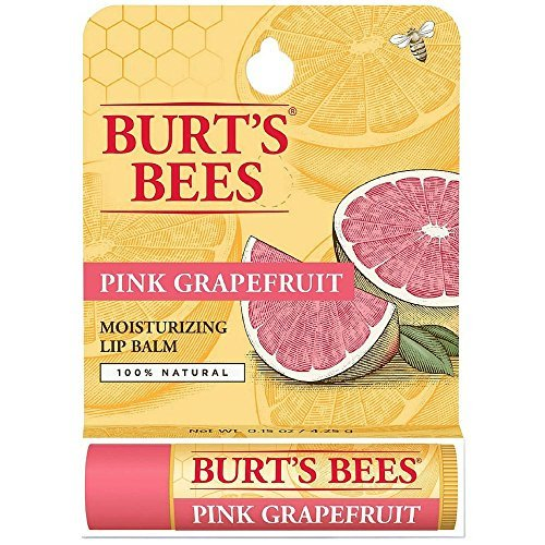 Price comparison product image Burts Lip Balm Pnk Grpfrt Size .15 O Burts Bee Lip Balm - Pink Grapefruit