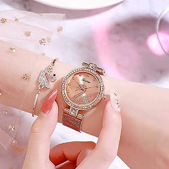 Shizhen Reloj Traje De Mujer Traje De Reloj De Mujer 6.5 * 32 ...