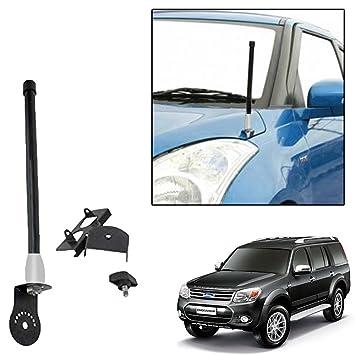 Vheelocityin VIP Style Car Antenna Bonnet Antenna for Ford Endeavour