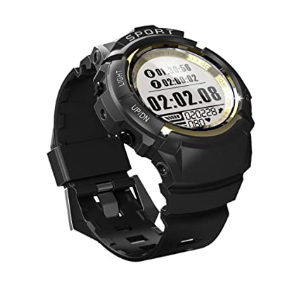 Amazon.com: Men IP68 Waterproof Smartwatch, S816 Heart Rate ...