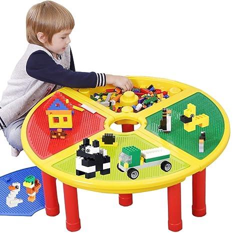 Desarrollo temprano y Actividad Juguetes Mesa de inserción de ...