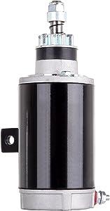 OCPTY New Starter Fit for Omc Johnson Evinrude Marine 50 60 65 70 75Hp,386657, 585050, 585197, 586281,Sm02610, Sm10629, Sm17996, Sm57048, Smh12B41 Sab0115