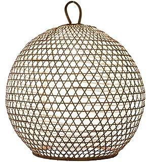 Lampenschirm Roundy Bambus XL 70x70cm