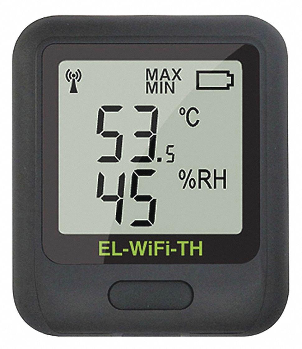 WiFi Data Logger,Hi Acc.,Temp,Humidity