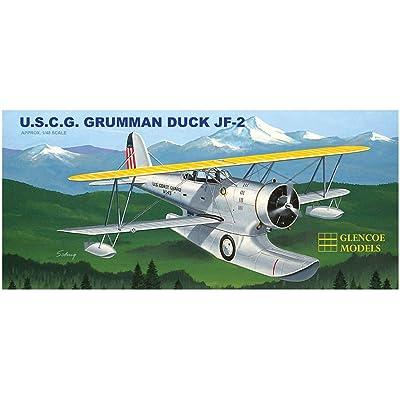 U.S.C.G. Grumman Duck 1/48 Scale: Toys & Games