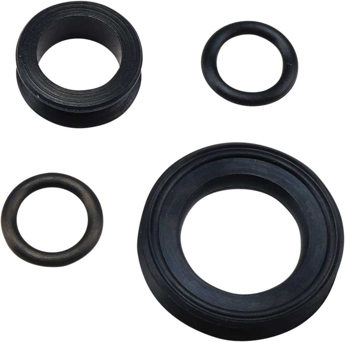 5-1//4 ID 5-7//16 OD 70 Durometer Hardness Pack of 50 5-1//4 ID 5-7//16 OD Pack of 50 Sterling Seal ORVT160x50 Viton Number-160 Standard O-Ring Sur-Seal Fluoropolymer Elastomer
