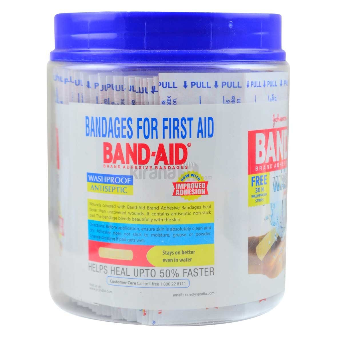 Johnson & Johnson Band Aid - 100N