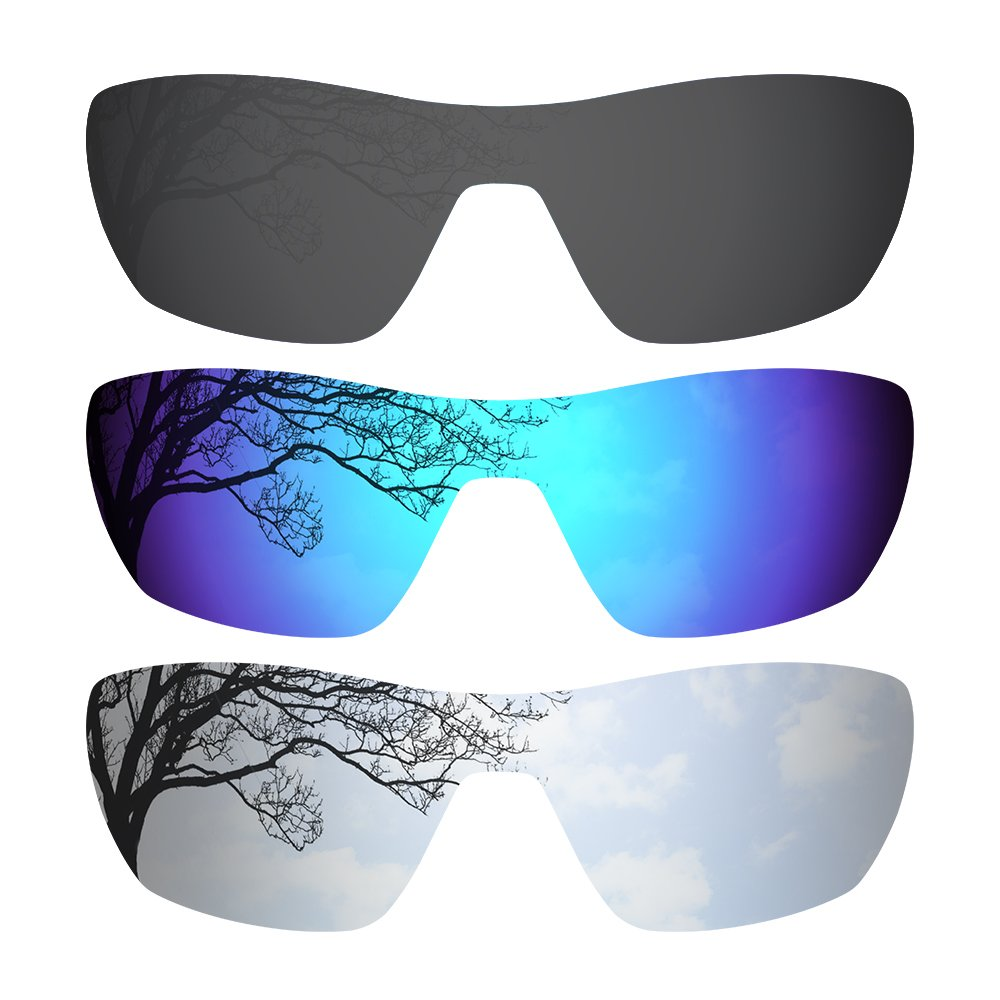 1d940a497ec Galleon - Dynamix Polarized Replacement Lenses For Oakley Offshoot -  Multiple Options